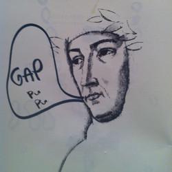 GAP ARTIST BOOK