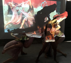 Performance at Venice Art House2