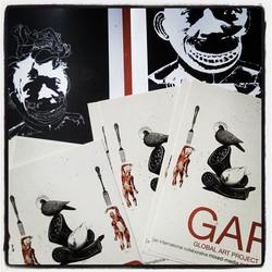 GAP global art project (inspiring new collab)