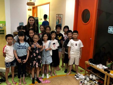 Volunteer, Teach, Explore: China