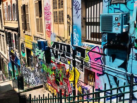 A City of Street Art - Marseille