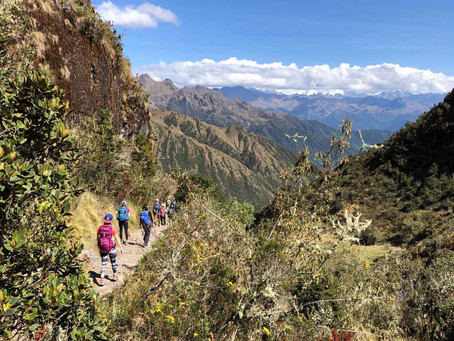 Four Days on the Inca Trail