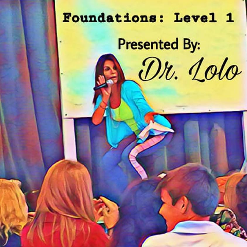 Foundations: Level 1 - Webinar Class - Thursday 3/21 @ 8-9:30pm