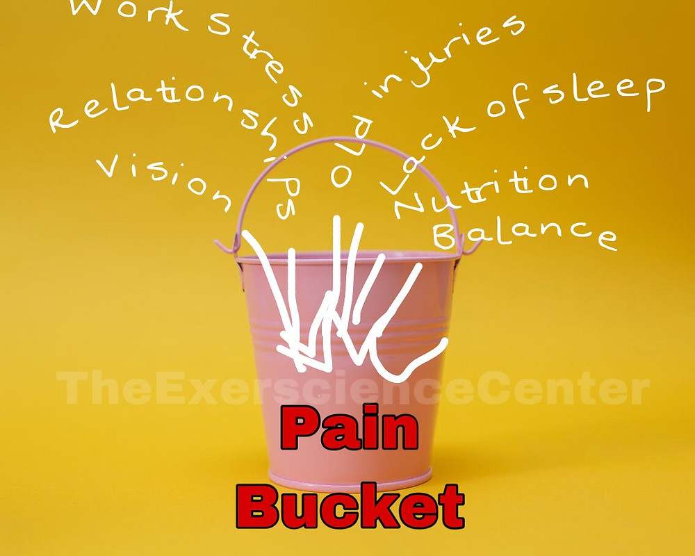 Pain Bucket the exerscience center