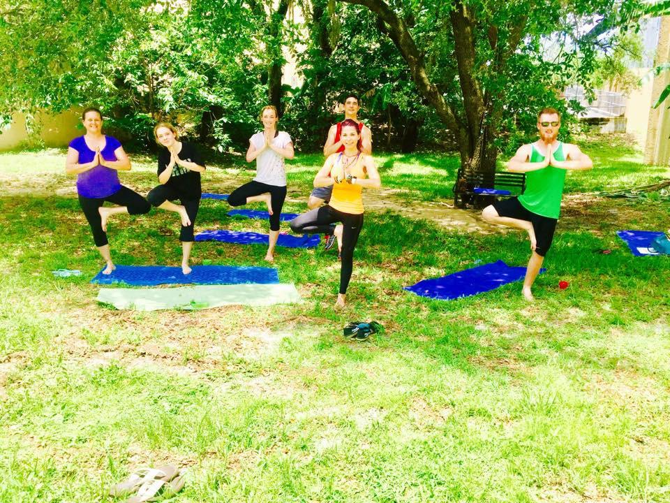 Yoga with Dr. Lauren Leiva, DPT
