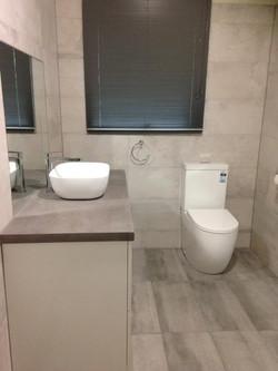 bathroom fit off