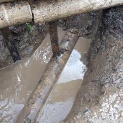 blocked drain 2