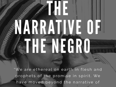 The Narrative of the Negro