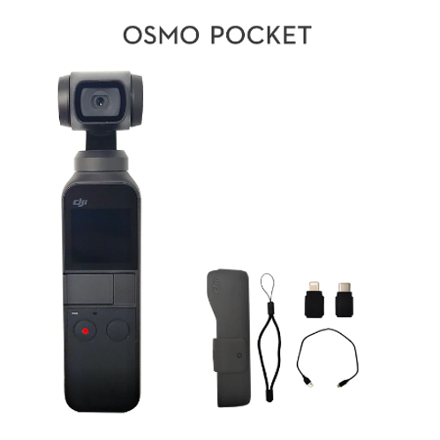DJI Osmo Pocket the smallest 3-axis stabilized handheld camera original brand ne