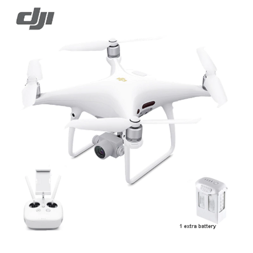 DJI Phantom 4 Pro V2.0 / Plus V2.0 Drone with 4K HD 60fps Camera 1-inch 20MP Exm