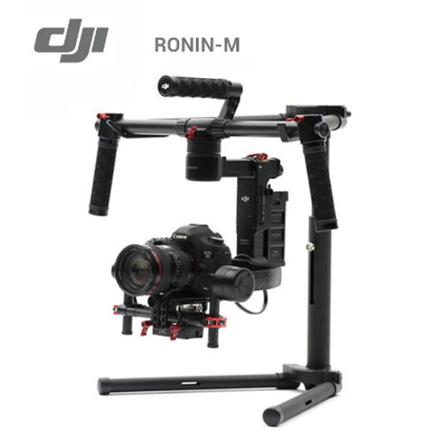 DJI Ronin-M for camera stabilized and balanced handheld 3-axies gimbal for cam