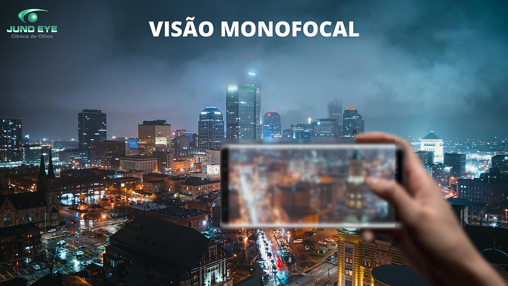 Visão Monofocal