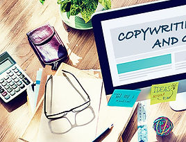 Copywriting servuses by Erika Lynn Campbell