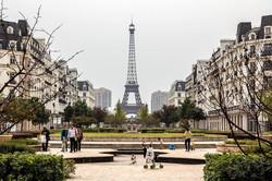 Champs Elysee in Hangzhou