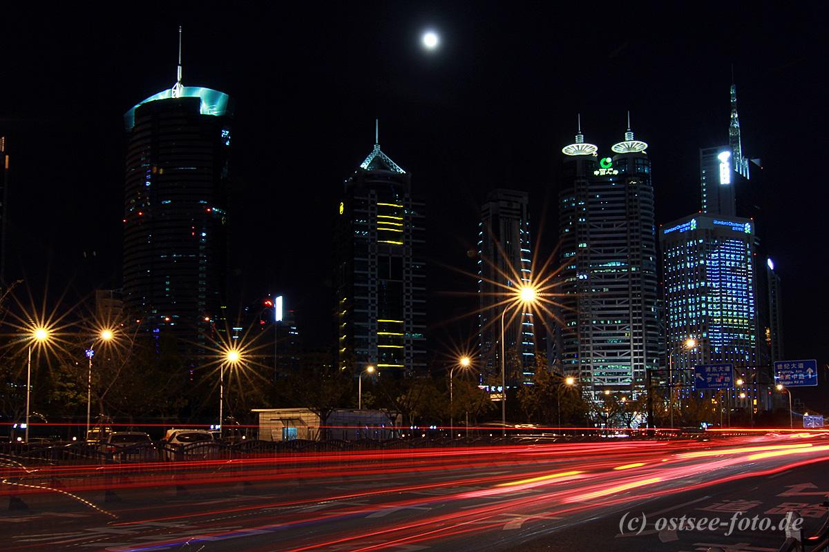 Pudong, Century Avenue