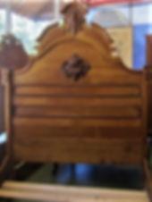 Victorian Era Bed Frame