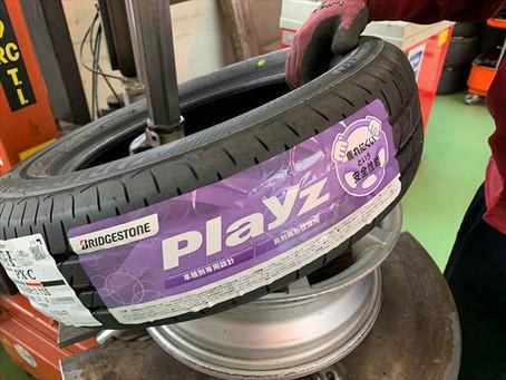 タイヤ交換時の「組替え」と「脱着」とは?