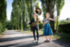 Gustav_und_Gerlinde Musiker Allee 2