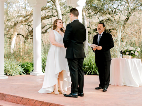 What To Look for in a Wedding Day Officiant
