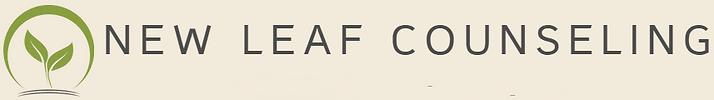 New Leaf Counseling Logo