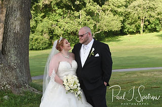 Cranston Country Club Wedding Photography from Kaitlyn & Evan's 2019 wedding.