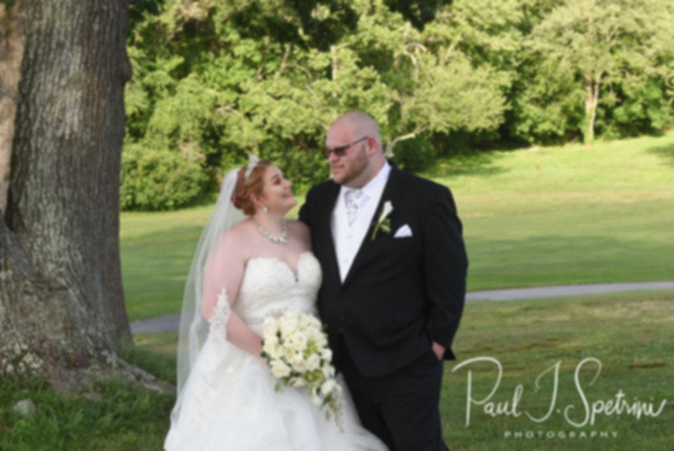 Cranston Country Club Wedding Photography, Bride and Groom Formal Photos