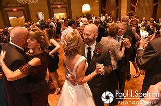 Providence Biltmore Wedding Photography from Tricia & Kevin's 2017 wedding.