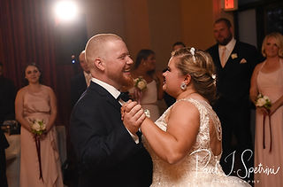 Quonset O Club Wedding Photography from Alyson & Nick's 2019 wedding.
