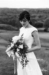 Granite Links Golf Club bride and groom