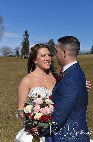 Pawtucket Country Club wedding photos