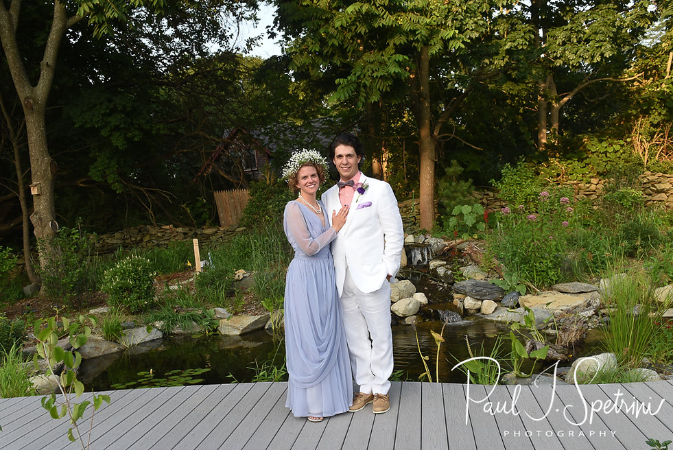 Audubon Society of Rhode Island Wedding Photography, Bride and Groom Formal Photos