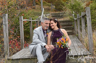 Squantum Association Wedding Photos