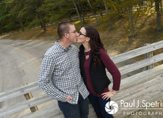 *NEW* Stacey & Mack's Engagement Photos Added!