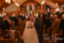 Saints Rose & Clement Parish wedding pho