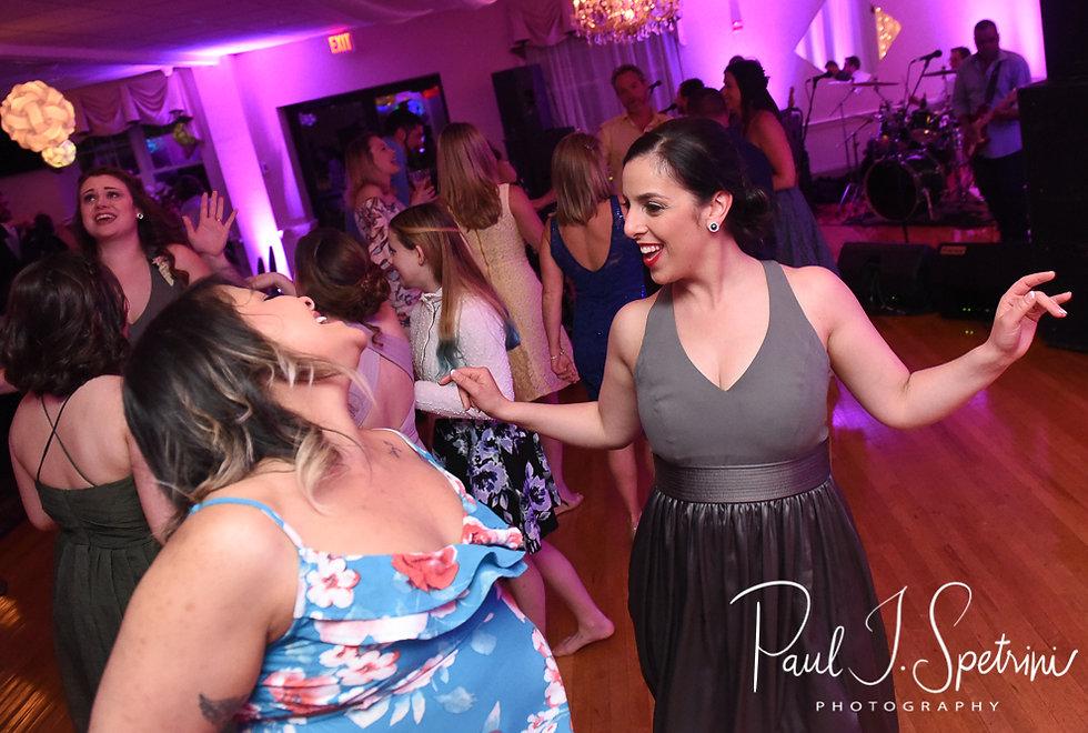 Valley Country Club wedding reception ph