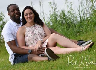 *NEW* Amanda & Terrance's Engagement Photos Added!