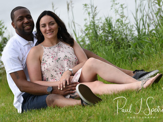 *NEW* Amanda & Terrance's Engagement Photos Added!