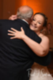 Quonset 'O' Club wedding reception photo