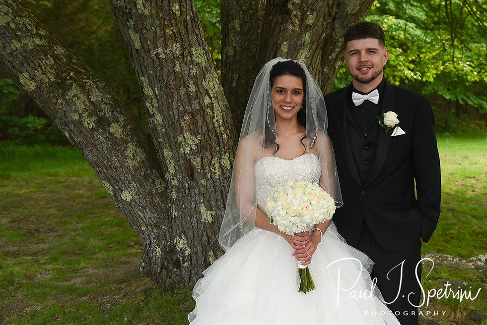 St. Robert Bellarmine Parish Wedding Photography, Bride and Groom Formal Photos