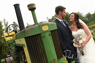 A teaser image for Karolyn and Ethan's wedding blog