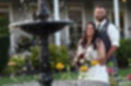 A teaser image for Lizzy & Gabe's wedding blog.
