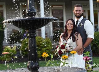 *NEW* Lizzy & Gabe's Wedding Photos Added!