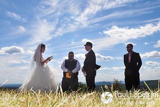 Quabbin Reservoir Wedding Photography from Amanda & Chris' 2016 wedding.