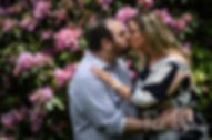A teaser image for Sarah & Anthony's engagement photo blog.