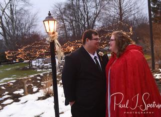 *NEW* Danielle & Edward's Wedding Photos Added!