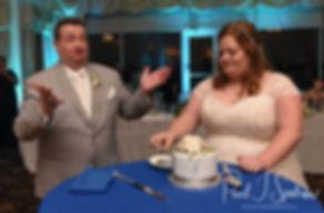 Kirkbrae Country Club wedding reception