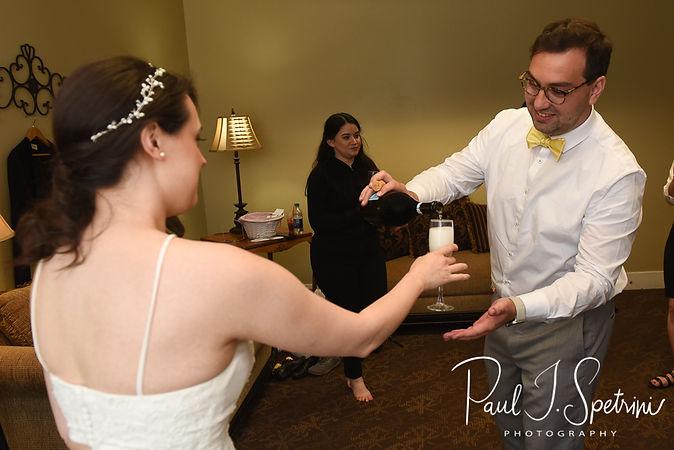 Rhodes on the Pawtuxet Wedding Photography, Bridal Prep Photos