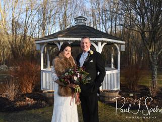 *NEW* Kim & David's Wedding Photos Added!