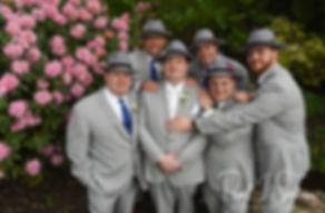 Kirkbrae Country Club wedding formal pho