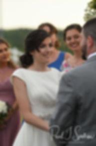 Granite Links Golf Club wedding ceremony
